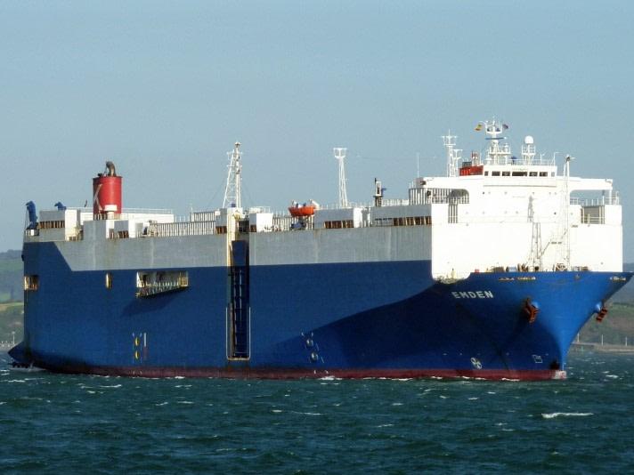 Emden RoRo Ship