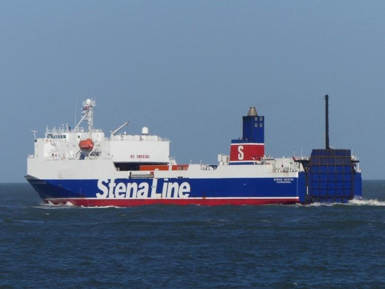 Stena Scotia RoRo