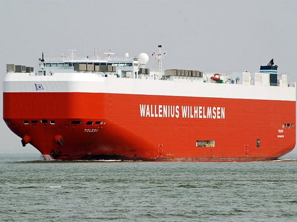 Toledo RoRo Ship