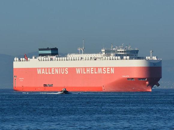 Thalatta RoRo Ship