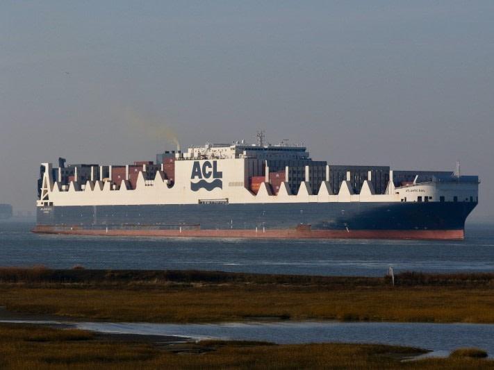 Atlantic Sail RoRo