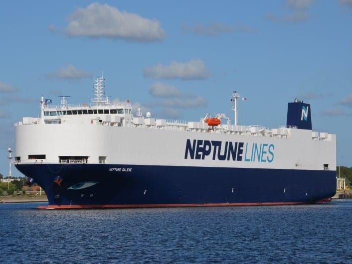Neptune Galene RoRo