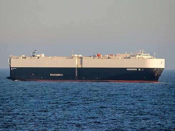 Goodwood RoRo Ship