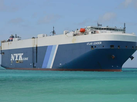 Atlas Leader RoRo