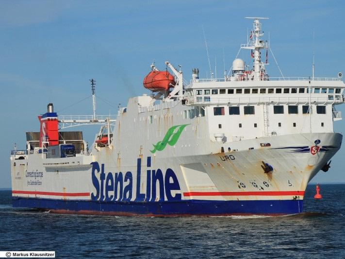 Urd RoRo Ship