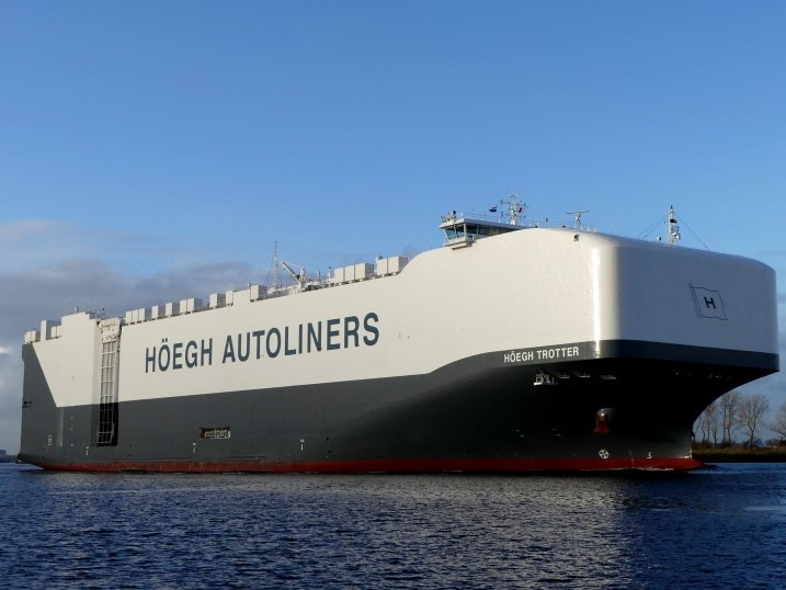 Hoegh Trotter RoRo