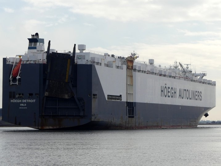 Hoegh Detroit RoRo