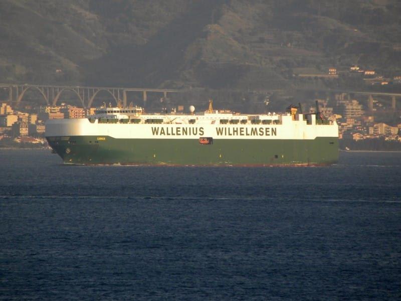 Carmen RoRo Ship