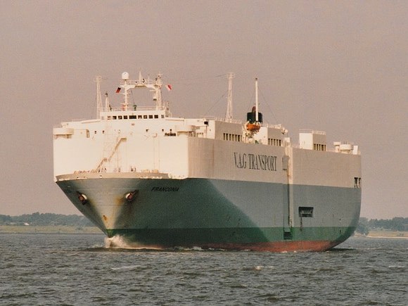 Franconia RoRo Ship