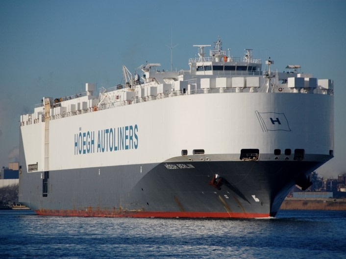 Hoegh Berlin RoRo