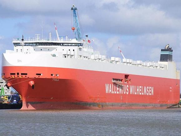 Tysla RoRo Ship