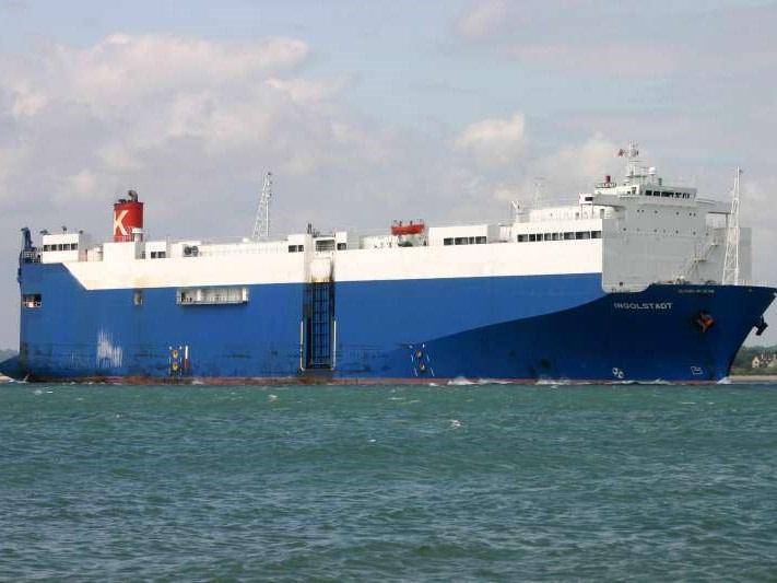 Ingolstadt RoRo Ship