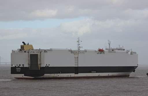 Parana RoRo Ship