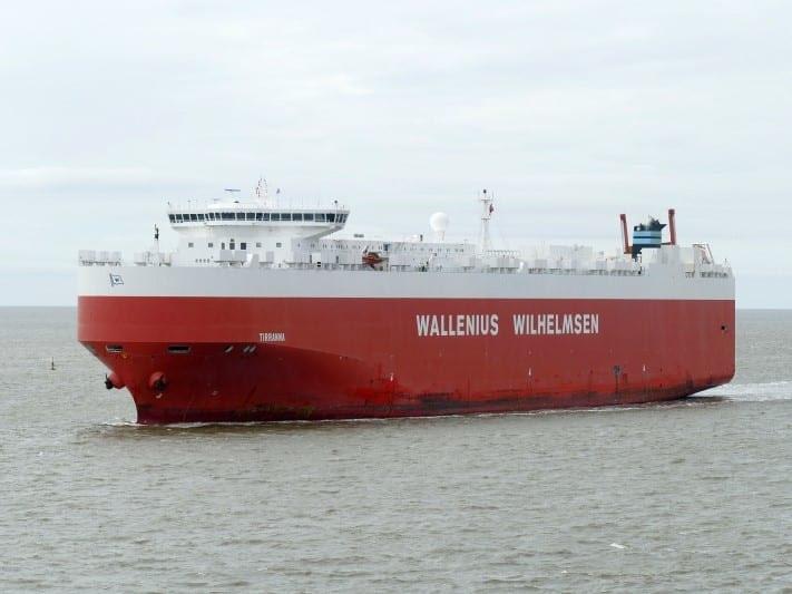 Tirranna RoRo Ship