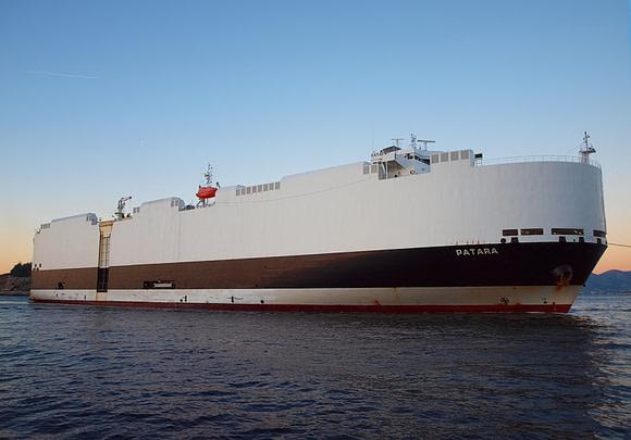 Patara RoRo Ship