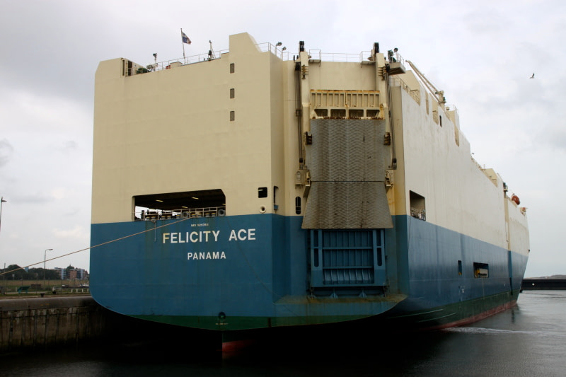 Felicity Ace RoRo
