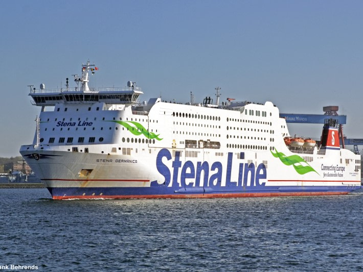 Stena Germanica RoRo