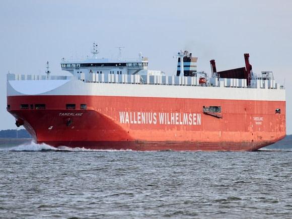 Tamerlane RoRo Ship