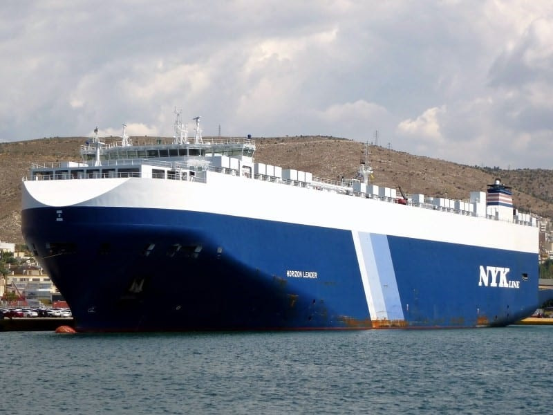 Horizon Leader RoRo
