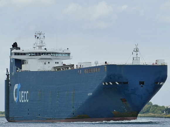 Autosky RoRo Ship