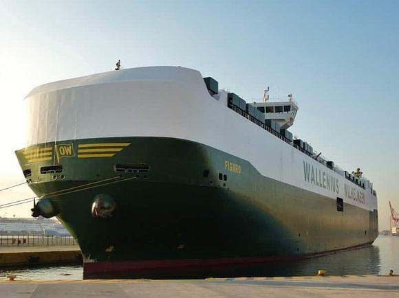 Figaro RoRo Ship