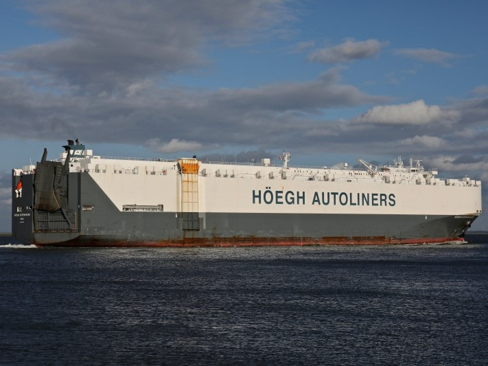 Hoegh Copenhagen RoRo