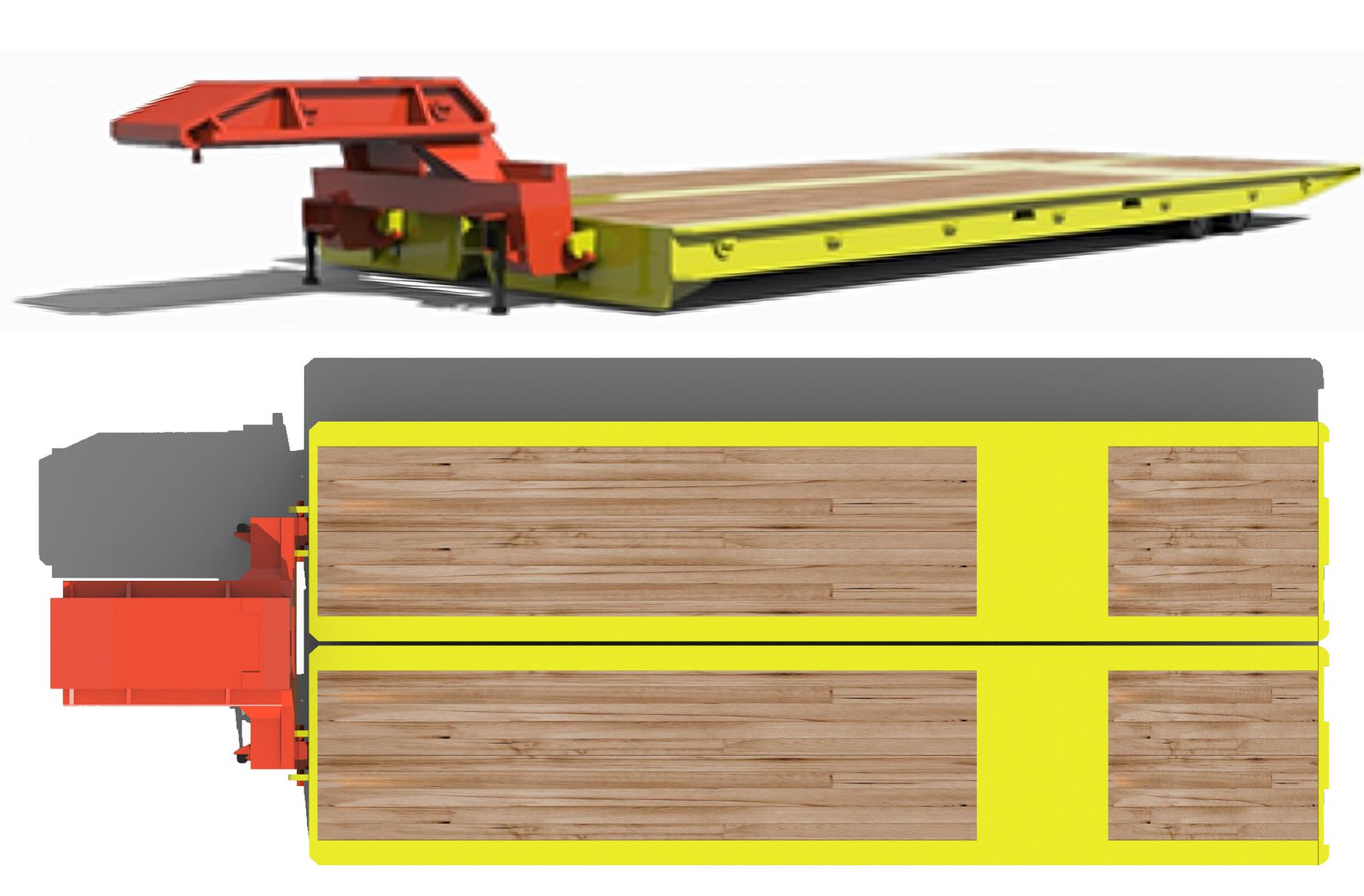 break bulk cargo,break bulk shipping,mafi trailers,rolltrailers