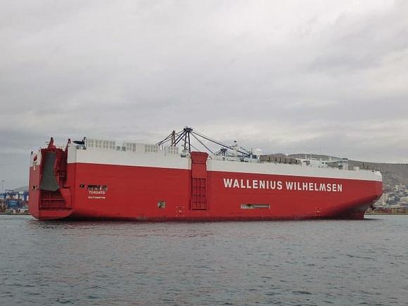 Toronto RoRo Ship