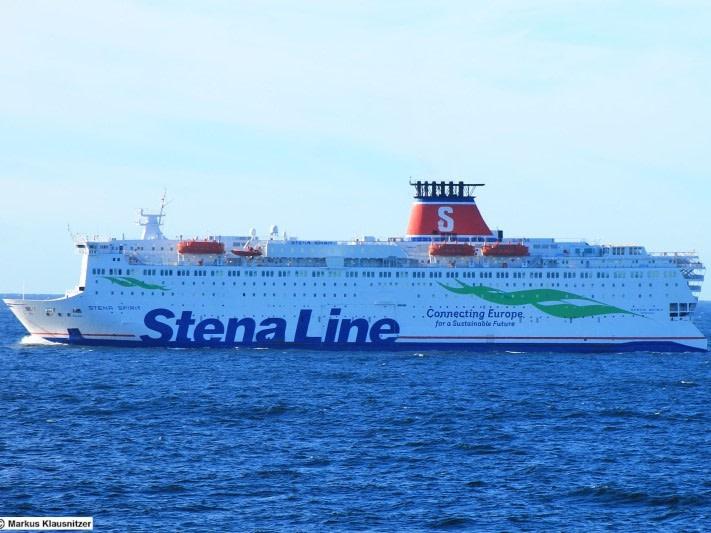 Stena Spirit RoRo