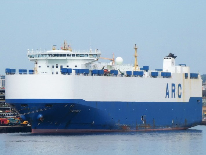 Patriot RoRo Ship