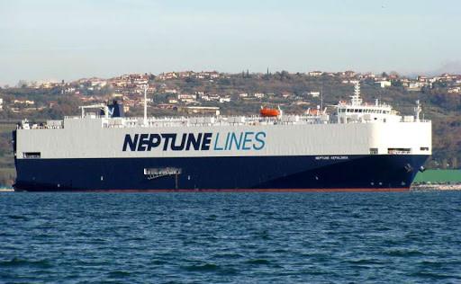 Neptune Kefalonia RoRo