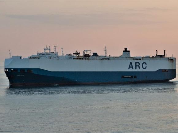 Freedom RoRo Ship
