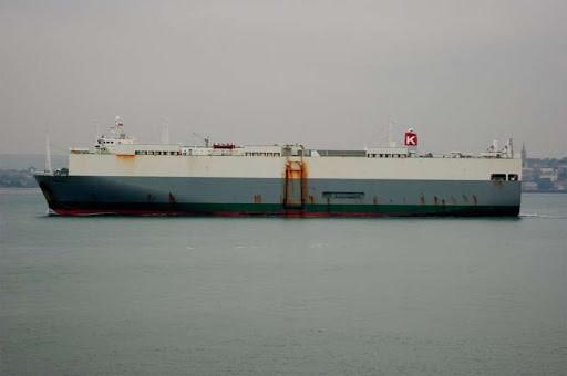 Frisia RoRo Ship