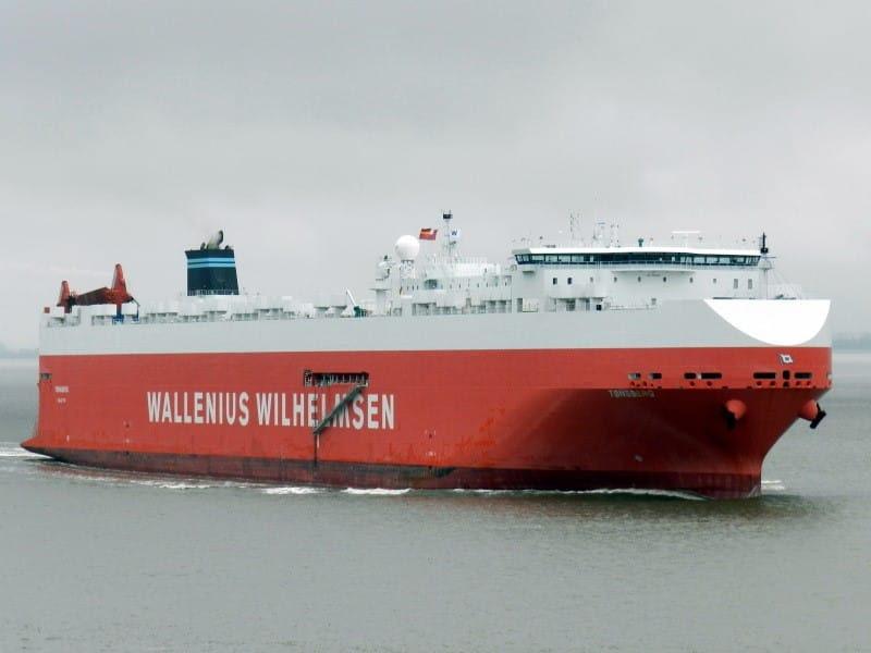 Tonsberg RoRo Ship