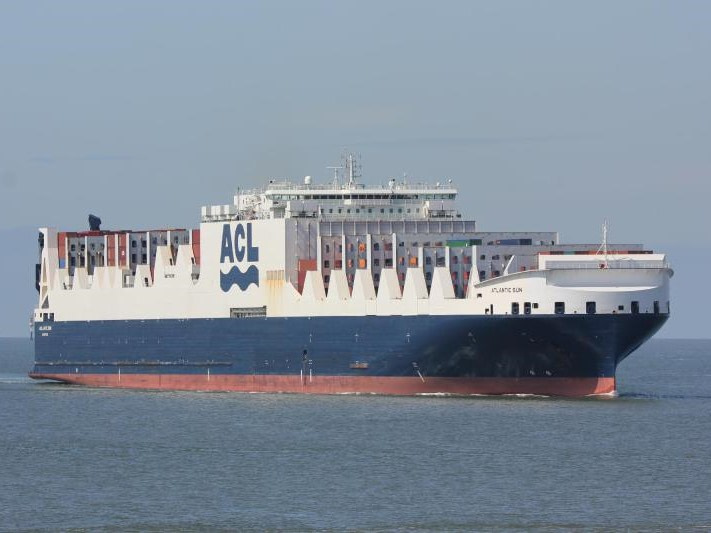 Atlantic Sun RoRo