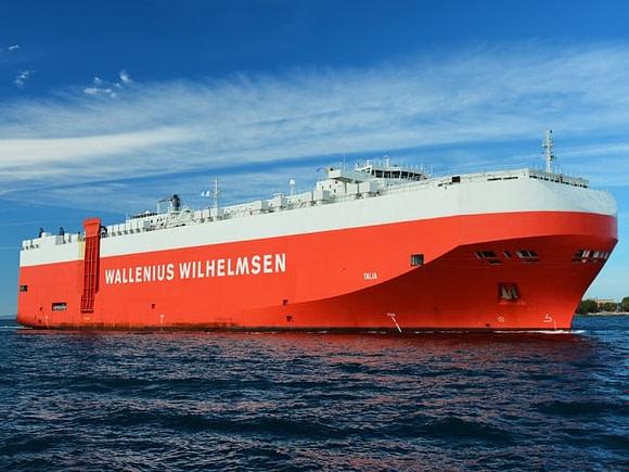 Talia RoRo Ship