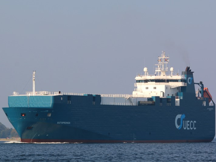 Autopremier RoRo Ship