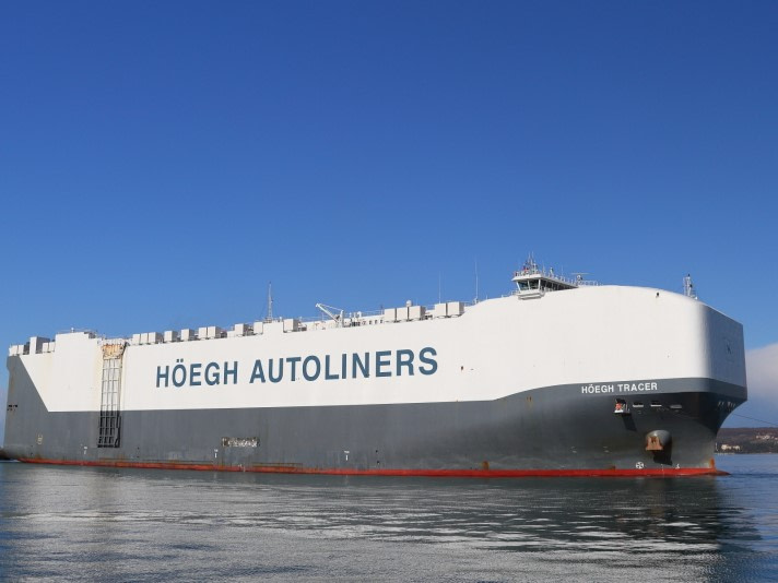 Hoegh Tracer RoRo