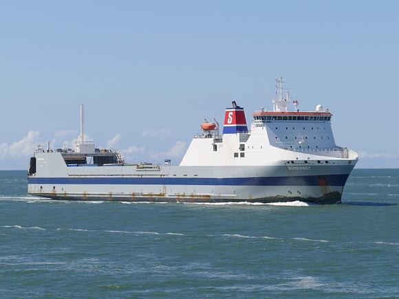 Somerset RoRo Ship